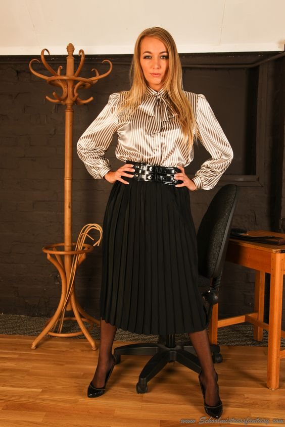 Strict governess