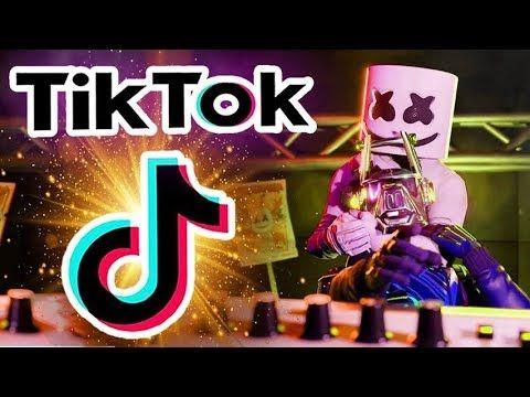 Fortnite Free Edit For Tik Tok Youtube Fortnite Tik Tok Tok