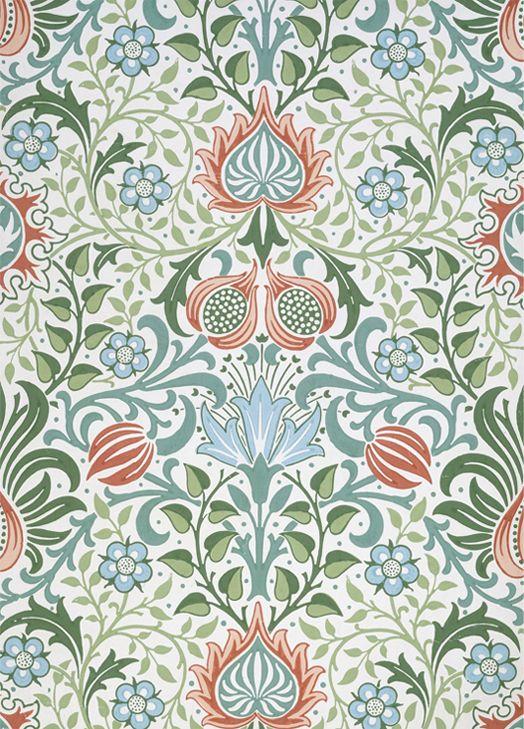 Persian Design by William Morris