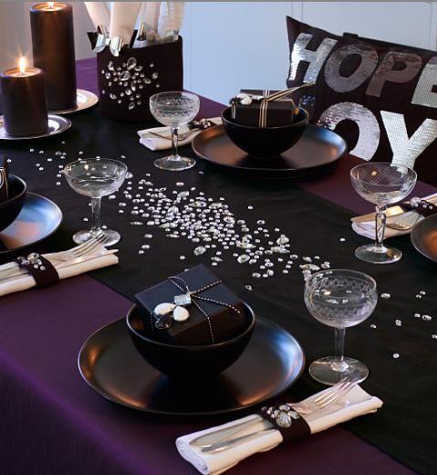 Afbeeldingsresultaat voor kerstdecoratie zwart zilver
