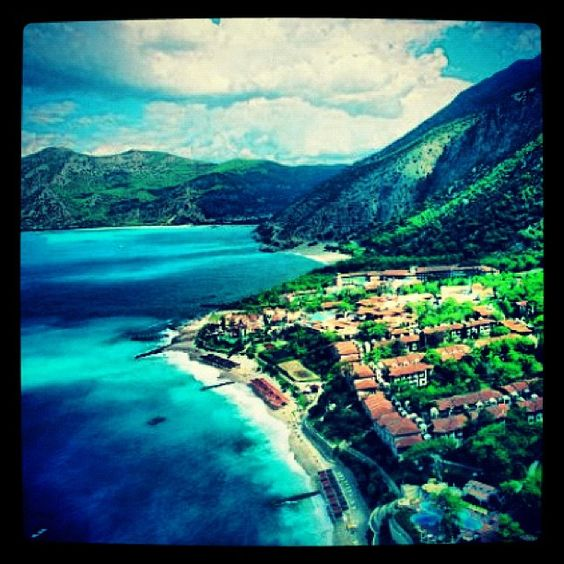 Would Love To Be Back Here Turkey09 Lykiaworld 18th Summer
