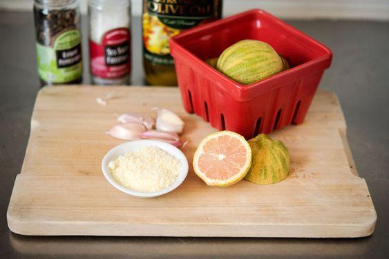 Lemon Garlic Dressing | Garlic, My Soul #zebralemon #sunkist #saladdressing