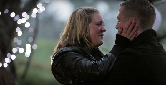 4 vídeos de pedidos de casamento que vão te emocionar