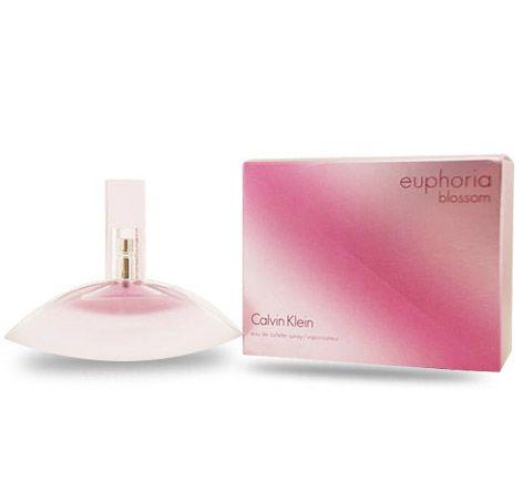 Euphoria Blossom By Calvin Klein - Eau De Toilette 1.7 oz @ $22.95 #calvinkleineuphoriablossom