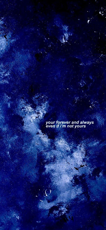 Dark Blue Indigo Aesthetic Wallpaper From Tumblr Blue Aesthetic Grunge Dark Blue Wallpaper Blue Aesthetic Dark