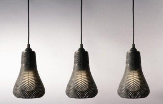 3d Gedruckte Massgeschneiderte Lampenschirme Fur Die Plumen Gluhbirnen Mobelkunst Com Lampendesign Lampenschirm Gluhbirne