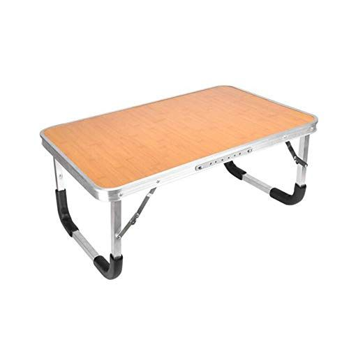 Living Room Furniture Table Folding Low Table Lightweight Sturdy Aluminum Alloy Anti Deformation Living Room Furniture Tables Small Sofa Living Room Furniture