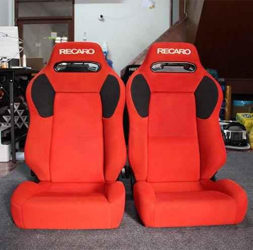 2 Jdm Recaro Sr Vf Very Rare Seats Racing Mustang Porsche Honda Auto Cars 50 Off Recaro Recaro Automotive Upholstery Car Upholstery