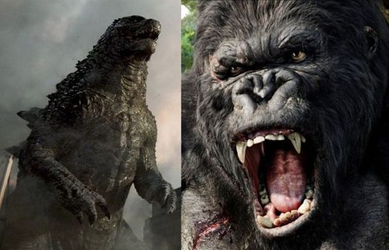 'Godzilla vs. King Kong' given official release date - News - Alternative Press