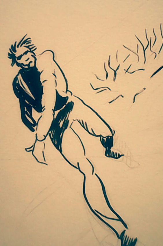 Dibujos de viñetas.