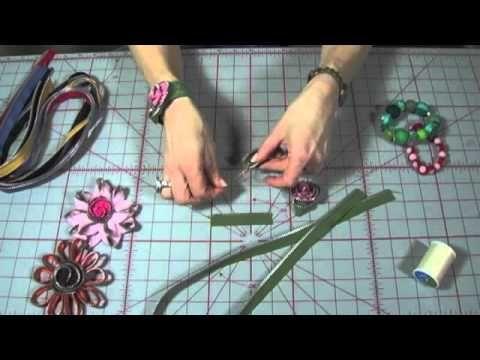 zipper jewellery tutorial