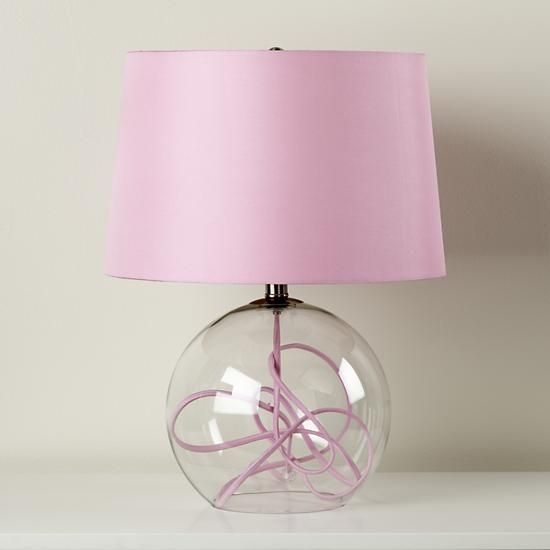 Kids Lighting Pink Crystal Ball Table L In Ls The Rhpinterest: Pink Bedroom Lamp At Home Improvement Advice