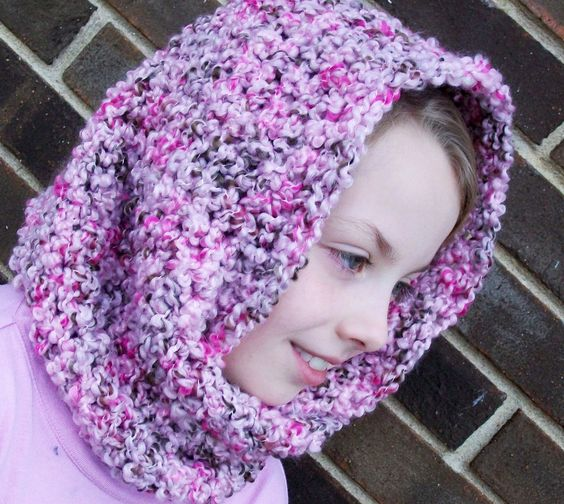 Free Pattern Crochet Neck Warmer : Free Crochet Neck warmer Pattern Free Crochet Scarf/Cowl ...