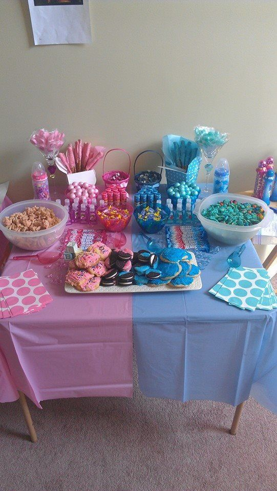 10 Gender Reveal Party Food Ideas That Are Mouth Watering Gender Reveal Party Food I Baby Gender Reveal Party Gender Reveal Party Food Gender Reveal Party