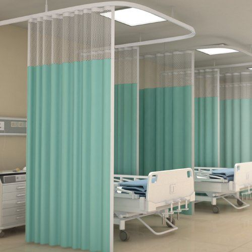 Custom Disposable Cubicle Curtains Price Unit Hospital