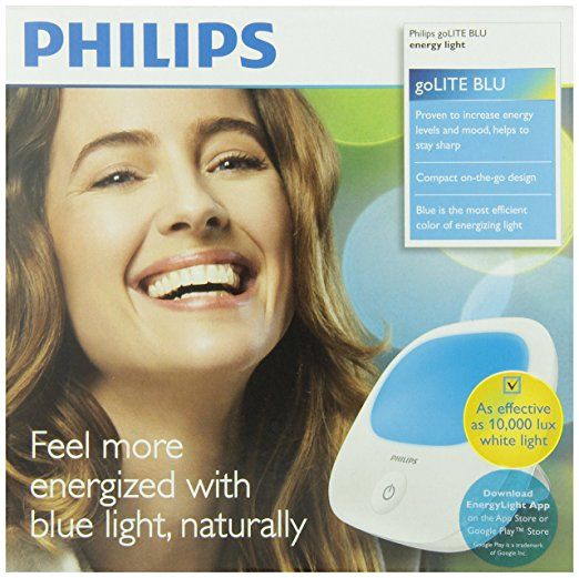 Amazon Com Philips Golite Blu Energy Light Health Amp Personal Care Light Therapy Light Therapy Lamps Philips