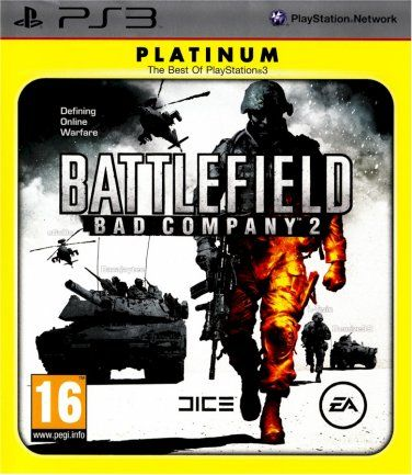 Battlefield Bad Company 2 Ps3 With Images Battlefield Bad