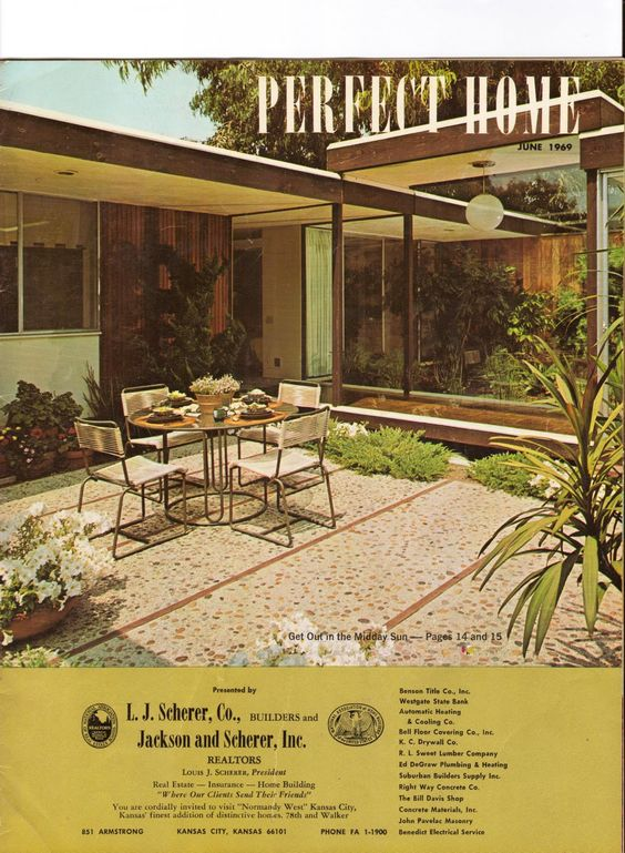 1960's Ranch home with Pool