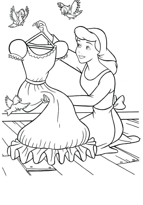 Wonderful Cinderella Coloring Pages Ideas Free Coloring Sheets Cinderella Coloring Pages Princess Coloring Pages Belle Coloring Pages