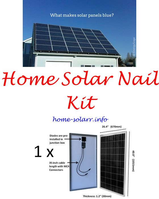 Diy Solar Array Solar Power House Solar Panels Solar Installation