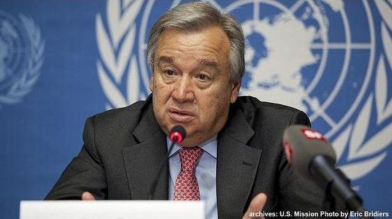 Story UN Secretary-General Guterres To Replace Ban in 2017 - by - französische küche köln