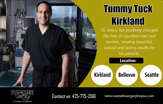 Tummy Tuck Kirkland
