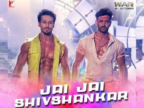 Jai Jai Shivshankar Song War Hrithik Roshan Tiger Shroff Vishal Songs Hrithik Roshan Tiger Shroff