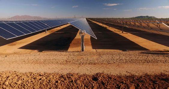 Egypt S Benban 1 65gw Mega Solar Pv Complex Set Be Completed By Year End Solar Solar Power Solar Pv