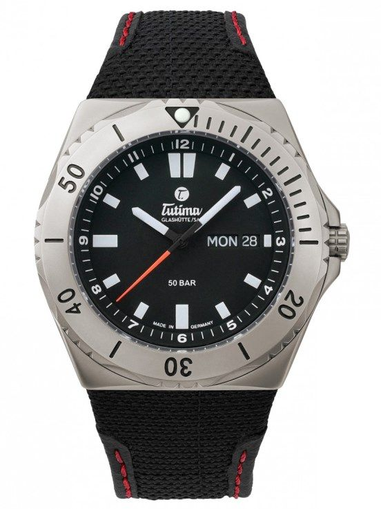 Tutima M2 Seven Seas 6151-01