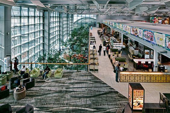 Sân bay tốt nhất thế giới