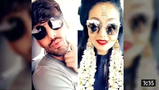 Neha Kakkar Ki Shaadi Neha Kakkar Dimples Celebrities