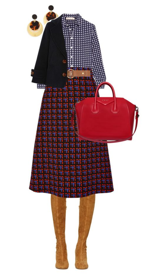 """""""mild winter"""" by bananya ❤ liked on Polyvore featuring Maison Margiela, Tory Burch, Marni, Givenchy and See by Chloé"""
