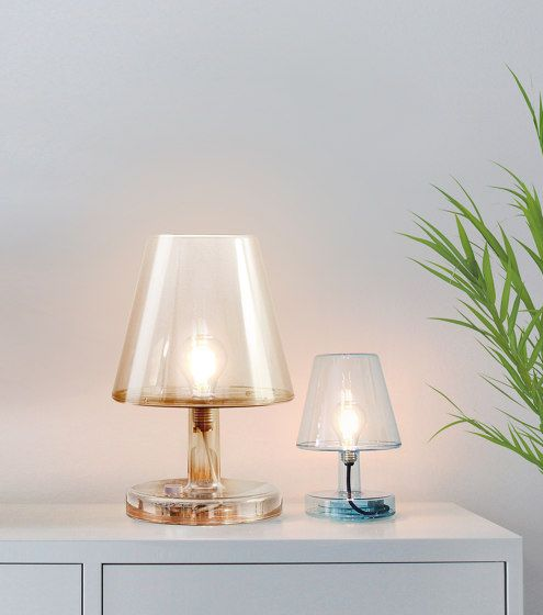 Transloetje Table Lights From Fatboy Architonic In 2020 Retro Table Lamps Lamp Big Table Lamps