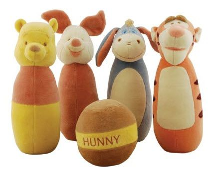 Miyim launches Winnie the Pooh and Friends Bowling Set