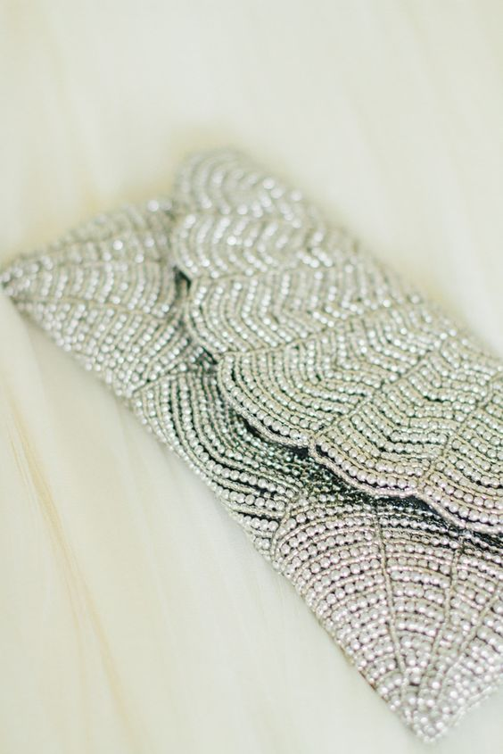 Silver Clutch #weddingguest for formal outfits