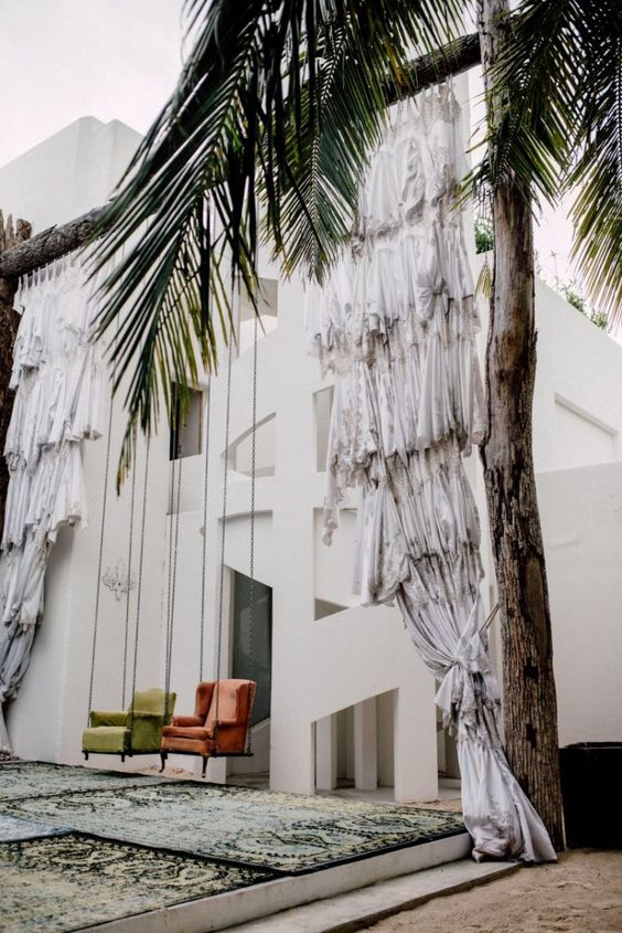 Pablo Escobar's Mansion in Tulum (Casa Malca) | Style with Nihan