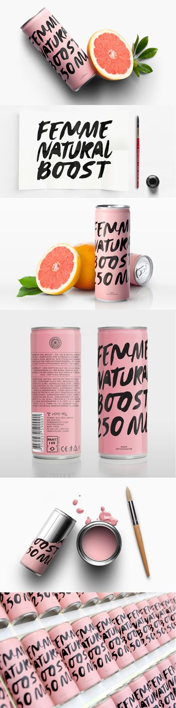 by Ehrenstråhle & Wågnert  #emballage #souple #flexible #packaging #unique…