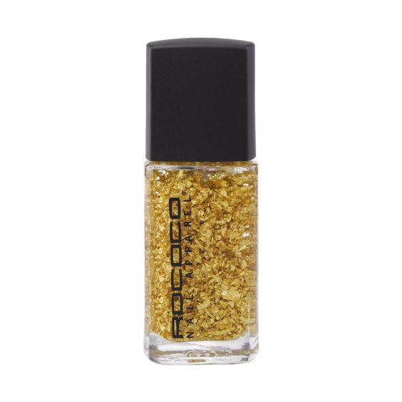 Gold Leaf Lacquer $48