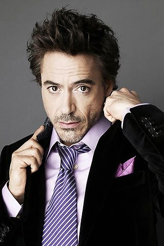 Robert Downey Jr - greatest comeback ever. Amazing actor, in your face attitude and DAMN he's hot!
