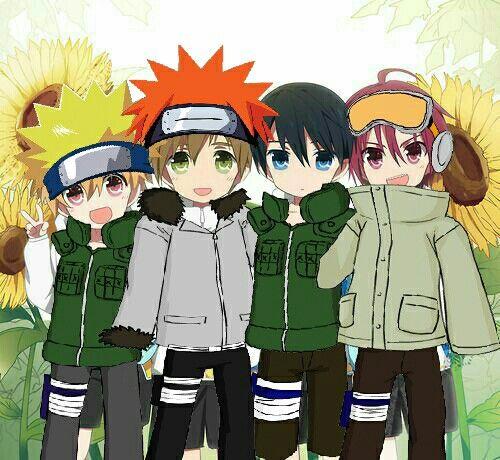Naruto+free