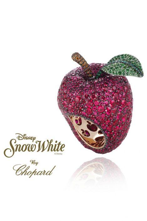Disney Princesses-Inspired Jewelry Collection Unveiled - DesignTAXI.com