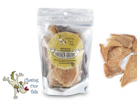 Healthy, Premium Dehydrated Chicken & Beef (Grain/Gluten-Free) Dog Treats on sale @Coupaw