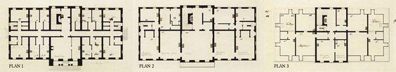 Haga castle floorplans