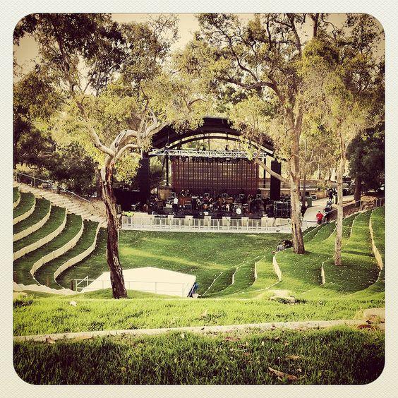 Patio Living Perth: Belvoir Amphitheater In Perth, Australia