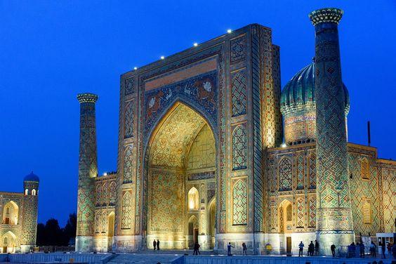 Samarkand day tour #Samarkanddaytour