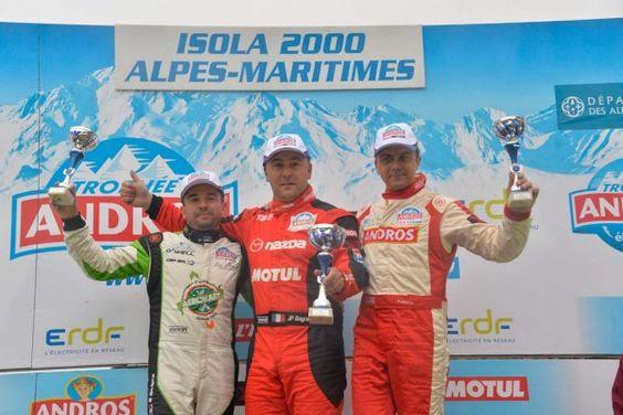 Trophée Andros : Dayraut et Dubourg triomphent à Isola 2000