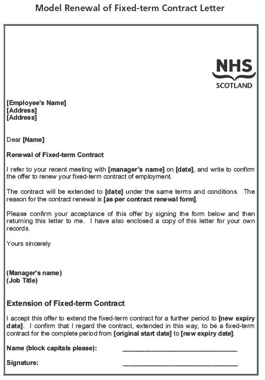 sample employment contract termination letter distributor