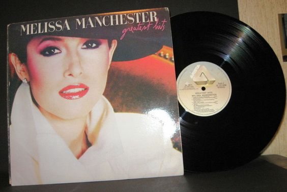 Melissa Manchester - Greatest Hits CANADA 1983 Lp nm w/Inner