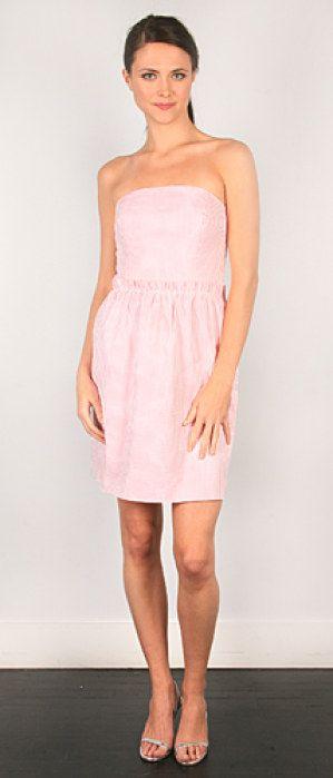 #seersucker #bridesmaid dress