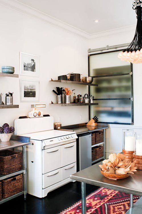 Unusual Kitchen Cabinet Designs That You May Just Fall In Love